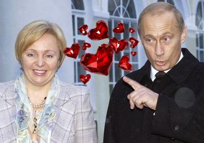 Сенсационное интервью Владимира и Людмилы Путиных.